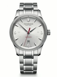 Victorinox Alliance Mechanical silver steel