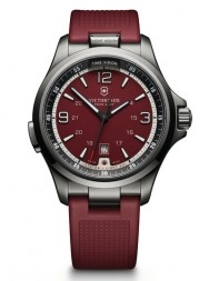 Victorinox Night Vision red PVD rubber