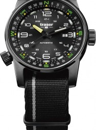 Traser P68 Pathfinder Automatic Black