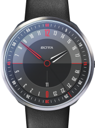 Botta-Design TRES 24 PLUS Black Quartz