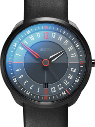 Botta-Design TRES 24 Titanium Black Edition Quartz