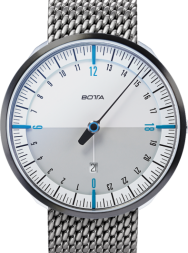 Botta-Design UNO 24+ White - Blue Quartz