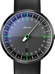 Botta-Design UNO 24 NEO Black Edition Quartz