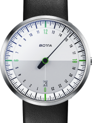 Botta-Design UNO 24 NEO White-Green Quartz