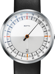 Botta-Design UNO 24 White-Orange Quartz