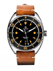Eterna Super Kontiki black / orange