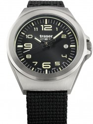 Traser P59 Essential S Black