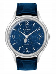 Eterna Heritage 1948 Moonphase Manufacture