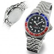 Steinhart GMT - OCEAN 1 BLUE RED.2