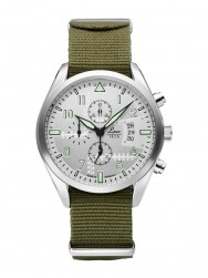 Laco Flieger Seattle - 42 mm quartz
