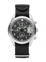 Laco Flieger Detroit - 42 mm quartz
