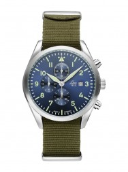 Laco Flieger Atlanta - 42 mm quartz