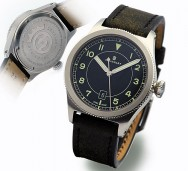 Steinhart Military automatic black