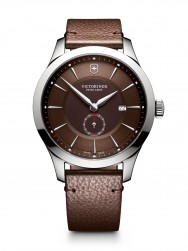 Victorinox Alliance Large brown leather