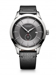 Victorinox Alliance Large grey leather