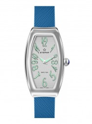Eterna Lady Tonneau Light Blue Rubber