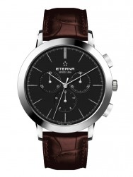 Eterna Eternity For Him Chronograph 42 Black