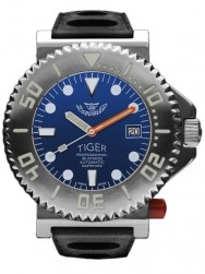 Squale Tiger 300M Blue