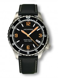 Archimede SportTaucher GMT orange