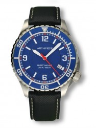 Archimede SportTaucher steel/blue