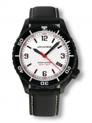 Archimede SportTaucher Black white