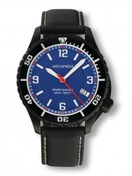 Archimede SportTaucher Black blue