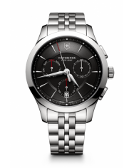 Victorinox Alliance Chronograph black steel