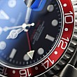Steinhart GMT-OCEAN 1 BLUE RED