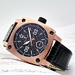 Steinhart AVIATION pink gold /carbon