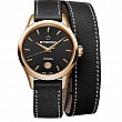 Eterna Artena Lady black leather gold