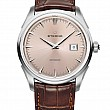 Eterna 1948 Legacy Date Champagne leather