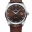 Eterna 1948 Legacy Date Brown leather