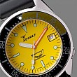 Squale 50 Atmos yellow domed