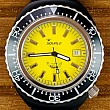Squale 2002 101 Atmos PVD yellow