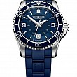 Victorinox Maverick Large blue rubber