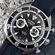 Eterna Super Kontiki Chronograph black rubber