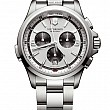 Victorinox Night Vision Chronograph silver steel