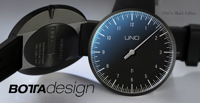 Botta-Design UNO+ Black Edition